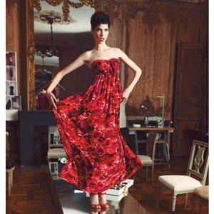 Giambattista Valli Impulse Cocktail Maxi Dress
